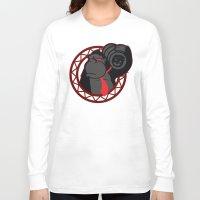 donkey kong Long Sleeve T-shirts featuring Donkey Kong by La Manette