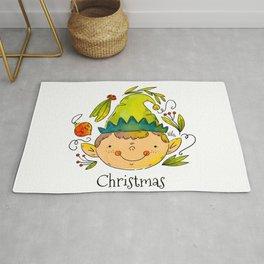 Christmas! (3) Rug