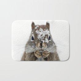 Squirrel! Bath Mat