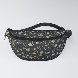 Vintage Tapestry II with Border Fanny Pack