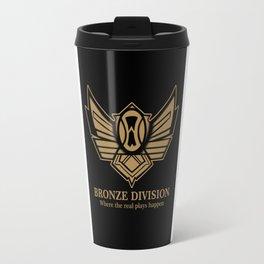 Bronze Division Travel Mug