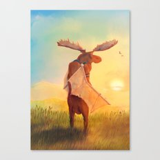 Wistful Canvas Print