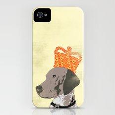 German Shorthaired Pointer Dog Slim Case iPhone (4, 4s)