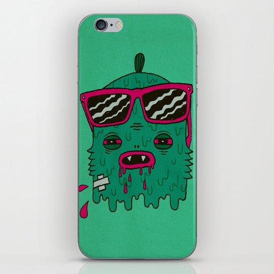 Dracula is my ex-BFF iPhone & iPod Skin