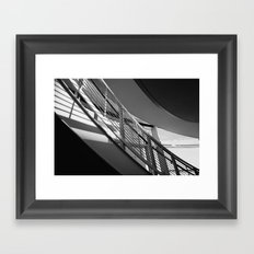 Getty Abstract No.3 Framed Art Print