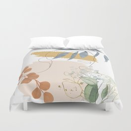 Line in Nature II Duvet Cover