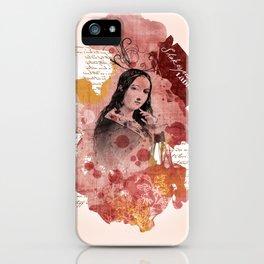 Shakespeare Ladies #2 iPhone Case
