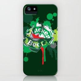 Heineken cap iPhone Case