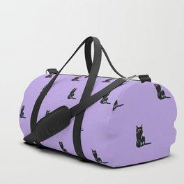 BlackCat Duffle Bag