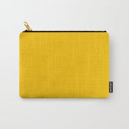 Golden Poppy - solid color Carry-All Pouch