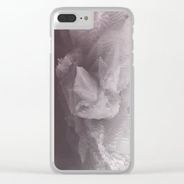 Abstract 111 Clear iPhone Case