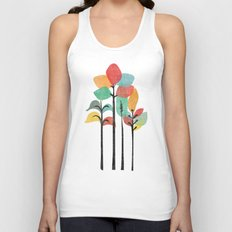 Tropical Groove Unisex Tank Top