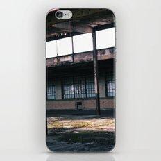 Echos of Industry iPhone & iPod Skin
