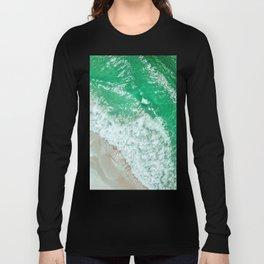 Emerald Sea Long Sleeve T-shirt