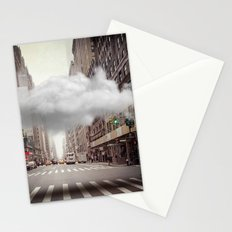 Under a Cloud II Stationery Cards