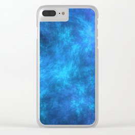 Nebulous Clear iPhone Case
