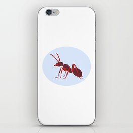 Fire Ant iPhone Skin