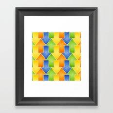 Zesty Fun  Framed Art Print