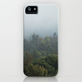 Guatemalan Forest iPhone Case
