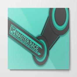 PC MASTER RACE Metal Print