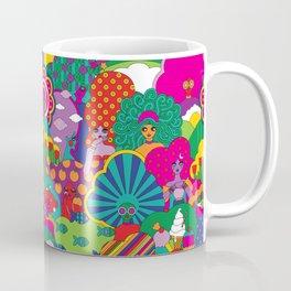 Girls Girls Girl Coffee Mug