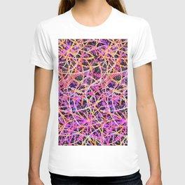 Informel Art Abstract G74 T-shirt