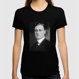 Franklin Roosevelt - Assistant Secretary of the Navy T-shirt