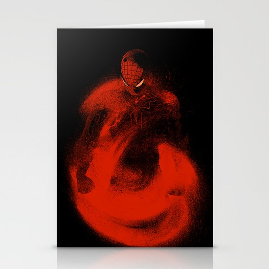 Enter Sandman Stationery Cards