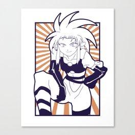 Ryoko tenchi muyo! Canvas Print