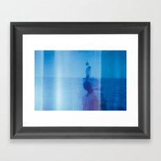 Homesick Framed Art Print