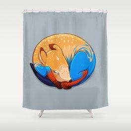 Foal Shower Curtain