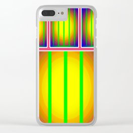 too much CO2 Clear iPhone Case