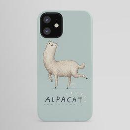 Alpacat iPhone Case