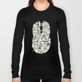Adulthood - Mashup Long Sleeve T-shirt