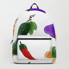 Vegetable Backpack