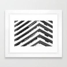 Center of the universe Framed Art Print