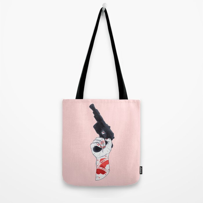 I Love You.... I Know Tote Bag