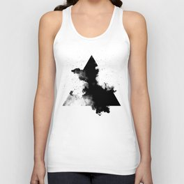 PLACE Triangle Smoke Unisex Tank Top
