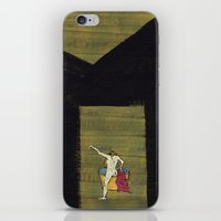 degas iPhone & iPod Skins featuring The Bath by Dawn Patel Art