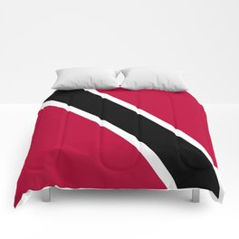Trinidad and Tobago flag emblem Comforters