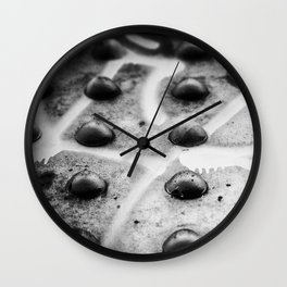 perfectly flawed Wall Clock