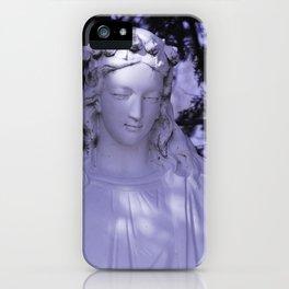 Saint Mary iPhone Case