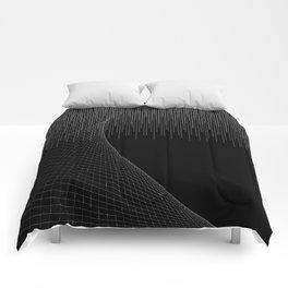 Matrix Void Comforters
