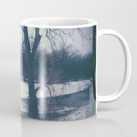 indiana Mugs featuring Indiana by Mt Zion Press