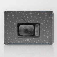 tv iPad Cases featuring Television by Mr and Mrs Quirynen