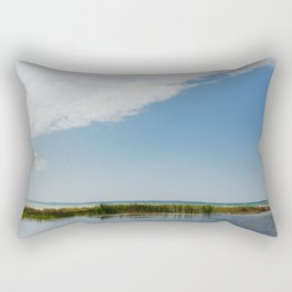 Grand Traverse Bay Rectangular Pillow
