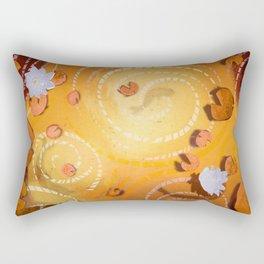 Pond! Rectangular Pillow