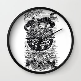 Trust in Chaos Wall Clock