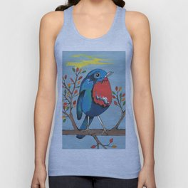 Have A Tweet Day Unisex Tank Top