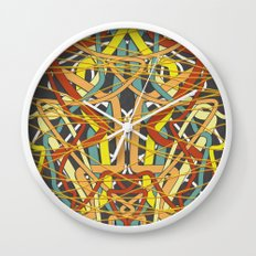 Rungglow Knox Wall Clock